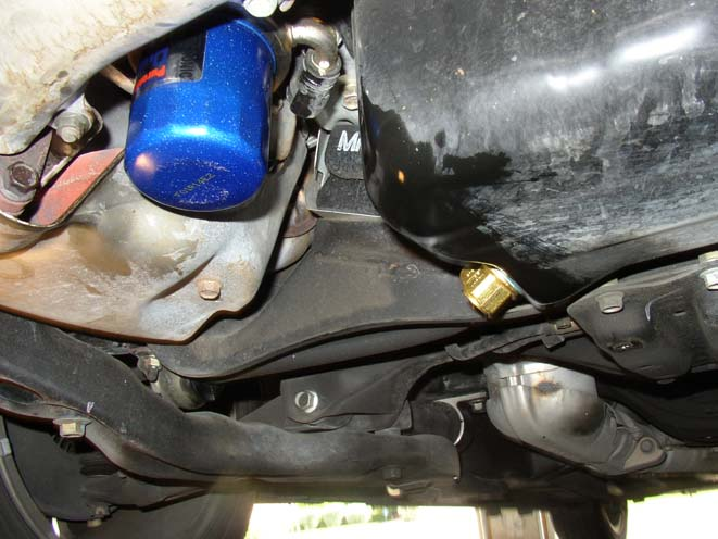 A Plete N00b's Guide To Changing The Oil In Your Wrx With Pics: Oil Filter Location 2001 Subaru Outback At Bitobe.net